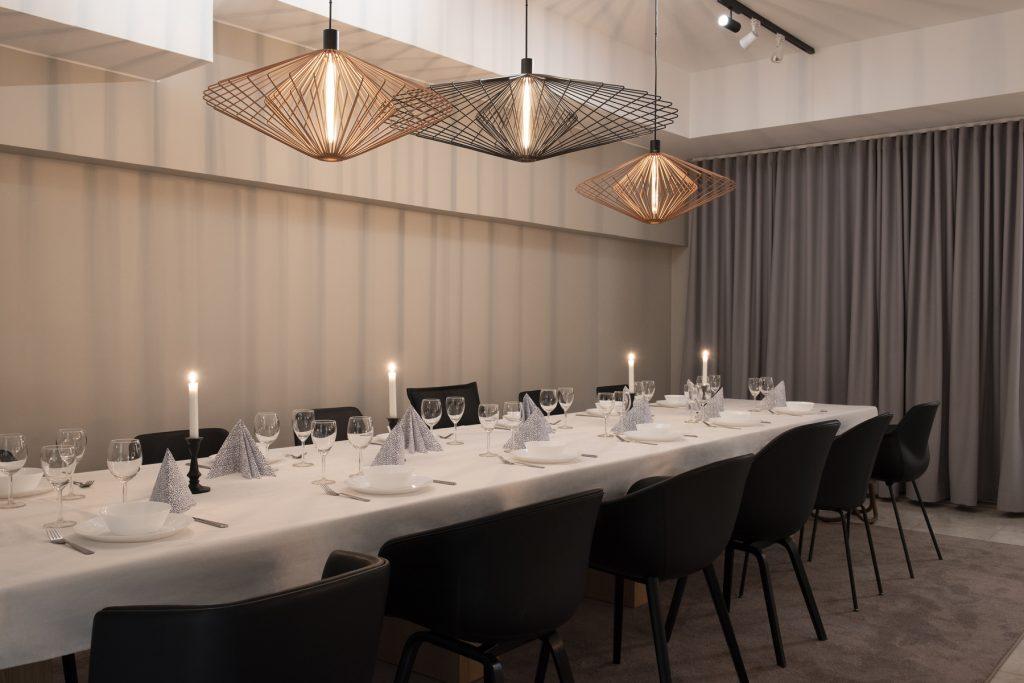 Tila Lounge & Showroom juhlatila Tampereella